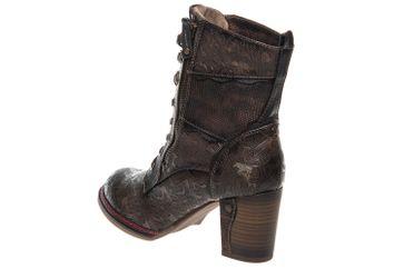 Mustang Shoes Stiefeletten in Übergrößen Mittelbraun 1287-506-360 große Damenschuhe – Bild 2