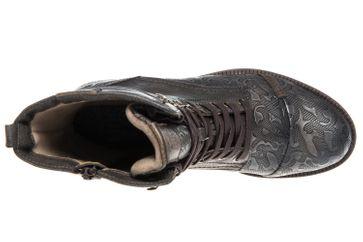 Mustang Shoes Stiefel in Übergrößen Dunkelgrau 1293-503-20 große Damenschuhe – Bild 7