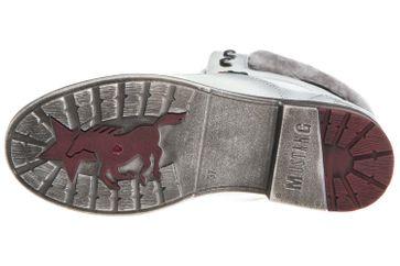 Mustang Shoes  Stiefeletten in Übergrößen Ice 1295-601-203 große Damenschuhe – Bild 6