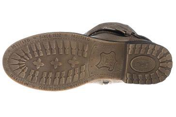 Mustang Shoes  Boots in Übergrößen Taupe 1139-624-318 große Damenschuhe – Bild 7