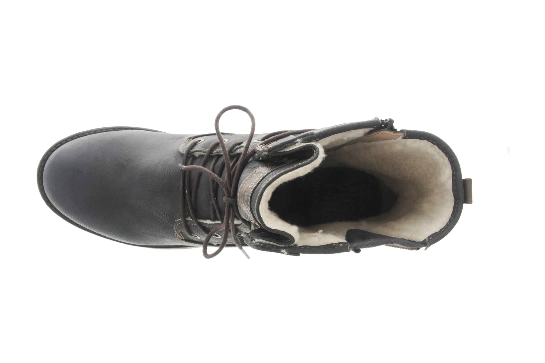 Mustang Shoes Boots in Übergrößen Graphit 1139-630-259 große Damenschuhe – Bild 7