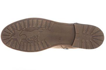 Mustang Shoes Boots in Übergrößen Taupe 1265-504-318 große Damenschuhe – Bild 7