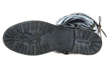 Mustang Shoes Stiefel in Übergrößen Navy 1265-510-820 große Damenschuhe – Bild 6