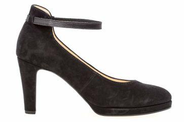 Gabor Fashion Pumps in Übergrößen Schwarz 91.271.17 große Damenschuhe – Bild 4