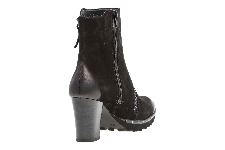 Gabor Comfort Sport Stiefeletten in Übergrößen Schwarz 92.772.47 große Damenschuhe – Bild 3