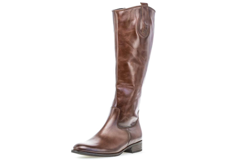 e30198622cc44e Gabor Fashion Stiefel in Übergrößen Braun 91.649.22 große Damenschuhe ...