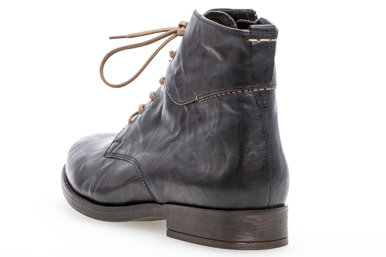 Gabor Stiefeletten Stiefelette Damen Schuhe Blau