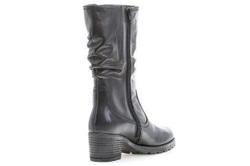Gabor Comfort Sport Stiefel in Übergrößen Schwarz 92.802.57 große Damenschuhe – Bild 3