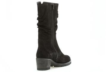 Gabor Comfort Sport Stiefel in Übergrößen Schwarz 92.802.47 große Damenschuhe – Bild 3