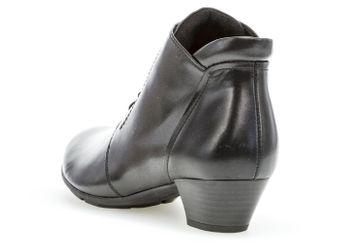 Gabor Basic Stiefeletten in Übergrößen Schwarz 95.631.27 große Damenschuhe – Bild 2