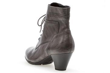 Gabor Basic Stiefeletten in Übergrößen Grau 95.644.59 große Damenschuhe – Bild 2