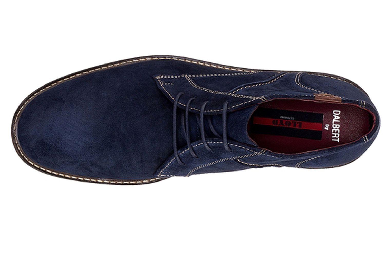 LLOYD Dalbert Stiefeletten in Übergrößen Blau 28-556-34 große Herrenschuhe – Bild 6