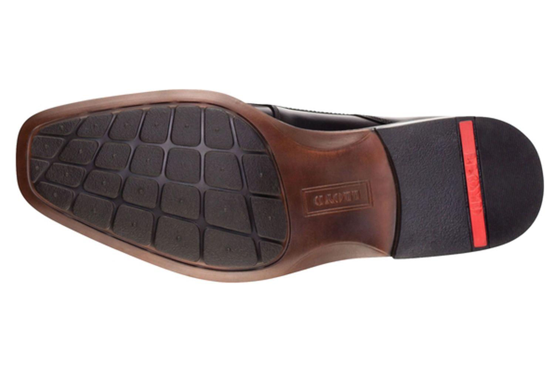 LLOYD GAMON Business-Schuhe in Übergrößen Schwarz 23-556-00 große Herrenschuhe – Bild 7