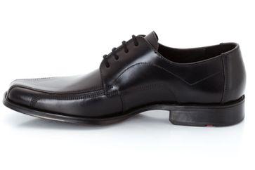 LLOYD GAMON Business-Schuhe in Übergrößen Schwarz 23-556-00 große Herrenschuhe – Bild 2