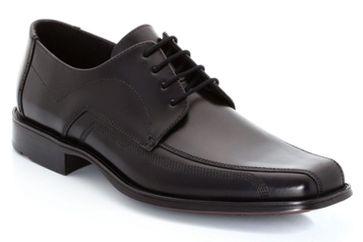 LLOYD GAMON Business-Schuhe in Übergrößen Schwarz 23-556-00 große Herrenschuhe – Bild 4