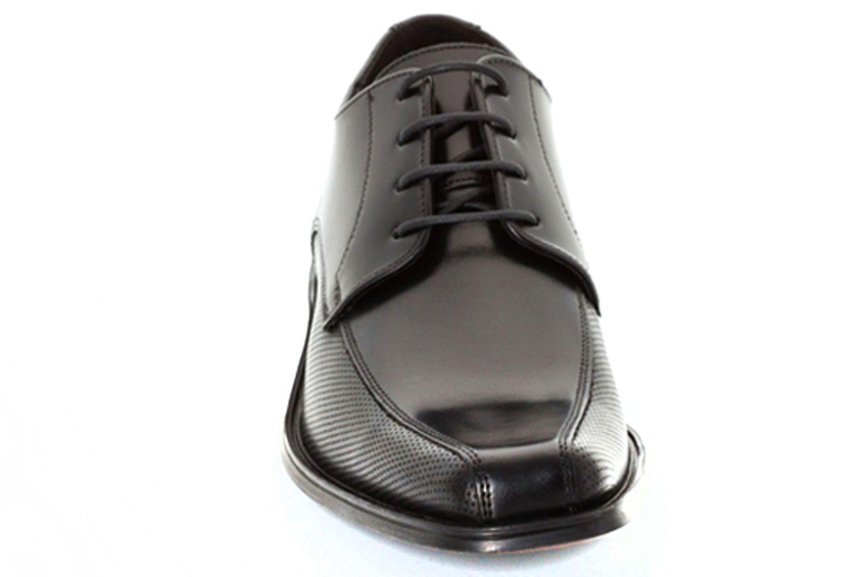 LLOYD KELLY Business-Schuhe in Übergrößen Schwarz 15-112-10 große Herrenschuhe – Bild 6