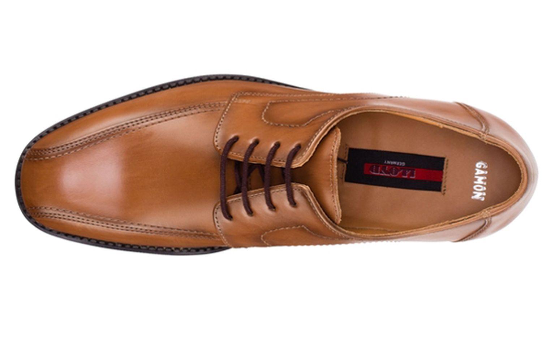 LLOYD Galant Business-Schuhe in Übergrößen Braun 14-051-01 große Herrenschuhe – Bild 6
