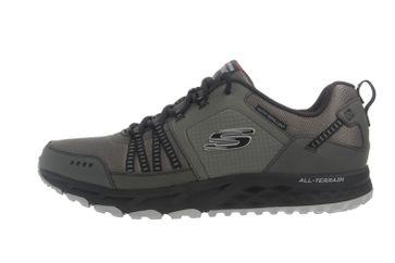 Skechers ESCAPE PLAN Sneaker in Übergrößen Grau 51591 CCBK große Herrenschuhe – Bild 1