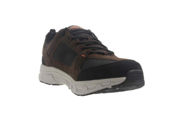 Skechers OAK CANYON Sneaker in Übergrößen Braun 51893 CHBK große Herrenschuhe – Bild 5