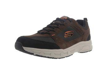 Skechers OAK CANYON Sneaker in Übergrößen Braun 51893 CHBK große Herrenschuhe – Bild 6