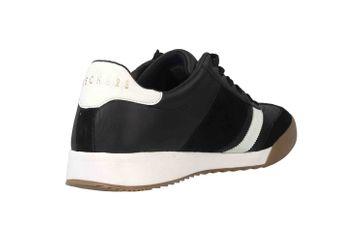Skechers ZINGER SCOBIE Sneaker in Übergrößen Schwarz 52322 BKW große Herrenschuhe – Bild 3