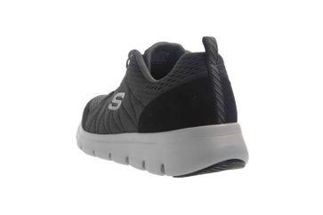 Skechers MARAUDER MERSHON Sneaker in Übergrößen Grau 52836 CCBK große Herrenschuhe – Bild 2