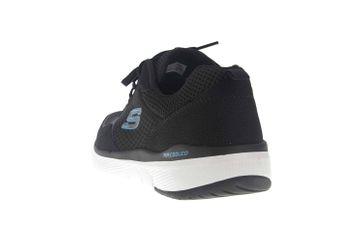 Skechers FLEX ADVANTAGE 3.0 Sportschuhe in Übergrößen Schwarz 52954 BLK große Herrenschuhe – Bild 2