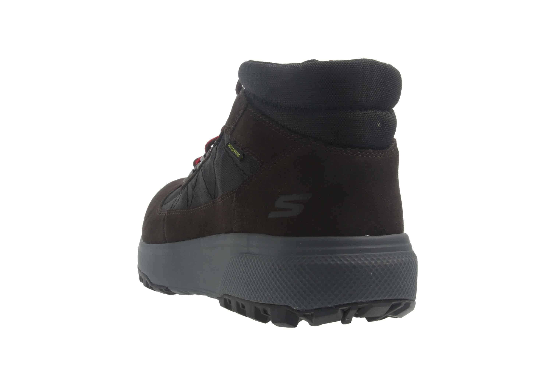 Skechers OUTDOOR ULTRA Stiefel in Übergrößen Braun 55487 CHBK große Herrenschuhe – Bild 2
