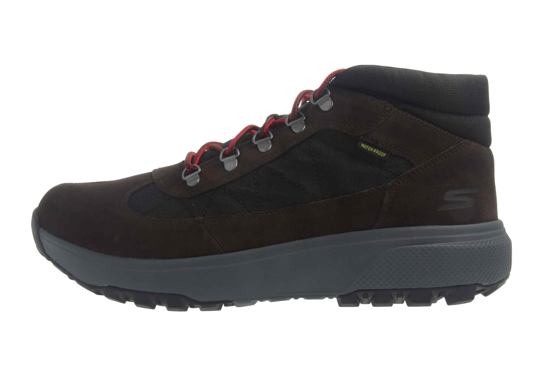 Skechers OUTDOOR ULTRA Stiefel in Übergrößen Braun 55487 CHBK große Herrenschuhe – Bild 1