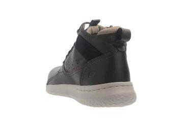 Skechers DELSON VENEGO Sneaker in Übergrößen Braun 65778 CHOC große Herrenschuhe – Bild 2