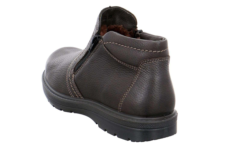 Jomos Contura Stiefel in Übergrößen Braun 459510 33 370 große Herrenschuhe – Bild 3