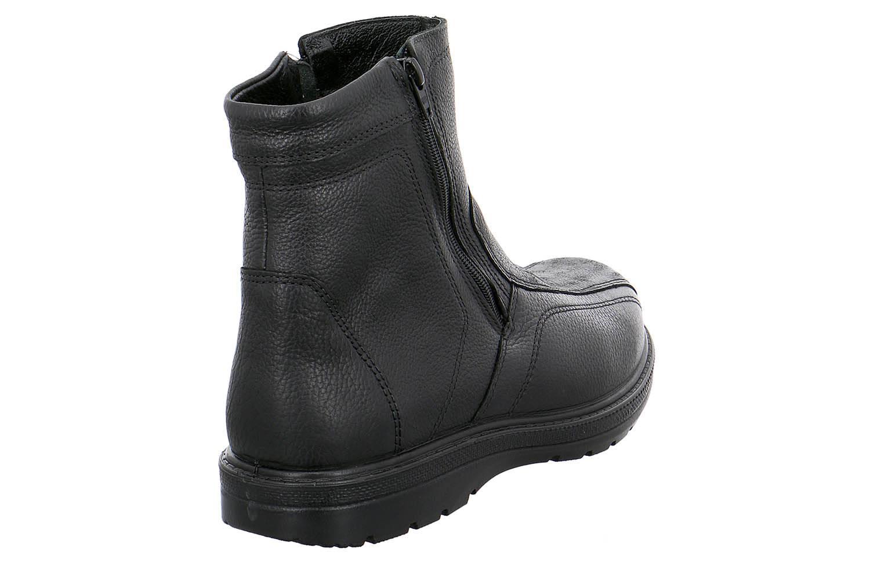 Jomos Contura Stiefel in Übergrößen Schwarz 459501 37 000 große Herrenschuhe – Bild 4
