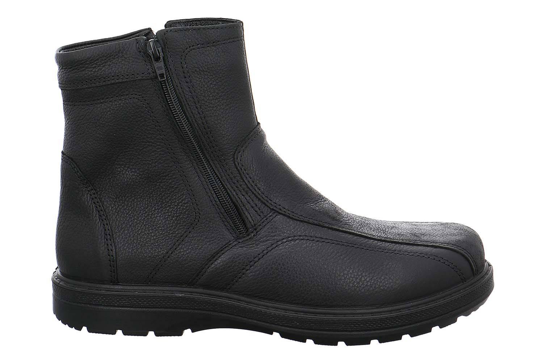 Jomos Contura Stiefel in Übergrößen Schwarz 459501 37 000 große Herrenschuhe – Bild 5