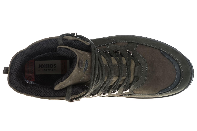 Jomos Adventure Boots in Übergrößen Grün 460805 488 2056 große Herrenschuhe – Bild 8