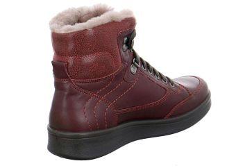 Jomos Winterflora Boots in Übergrößen Rot 856506 121 583 große Damenschuhe – Bild 4
