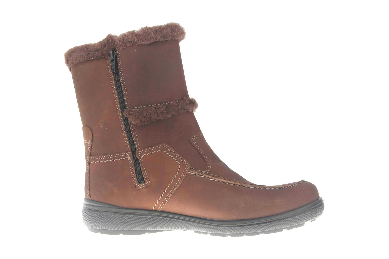Jomos Freewalk Stiefel in Übergrößen Braun 806503 12 340 große Damenschuhe – Bild 4