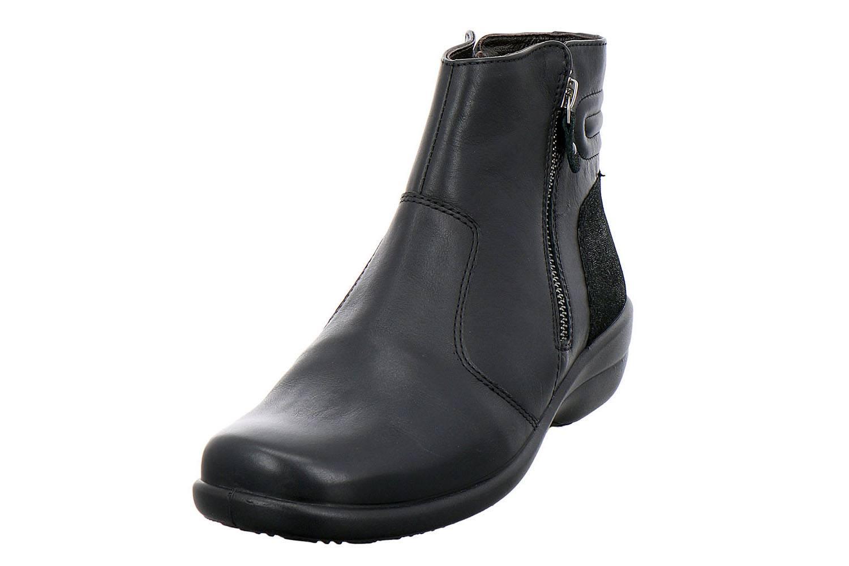 Jomos Donna Stiefel in Übergrößen Schwarz 804507 121 000 große Damenschuhe – Bild 1