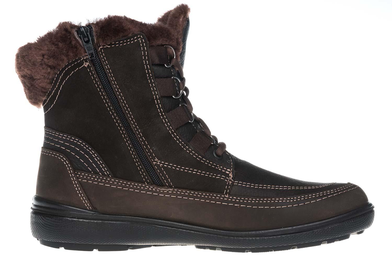 Jomos Freewalk Stiefel in Übergrößen Braun 806501 442 370 große Damenschuhe – Bild 5
