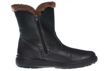 Jomos Freewalk Stiefel in Übergrößen Schwarz 806504 37 000 große Damenschuhe – Bild 5