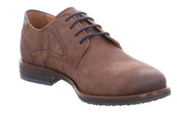 Fretz Men Grenoble Business-Schuhe in Übergrößen Braun 7410.7216-38 große Herrenschuhe – Bild 6