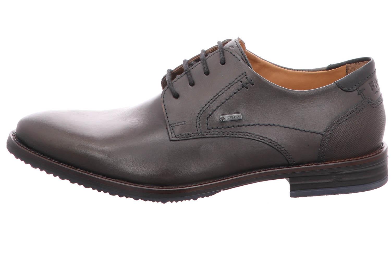 Fretz Men Grenoble Business-Schuhe in Übergrößen Braun 7410.7271-21 große Herrenschuhe – Bild 2