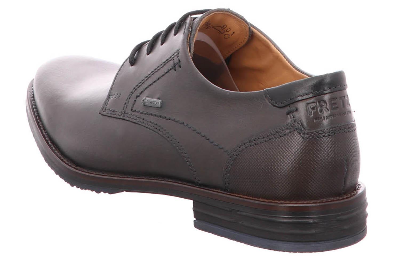 Fretz Men Grenoble Business-Schuhe in Übergrößen Braun 7410.7271-21 große Herrenschuhe – Bild 3