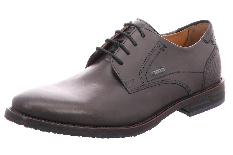Fretz Men Grenoble Business-Schuhe in Übergrößen Braun 7410.7271-21 große Herrenschuhe – Bild 1