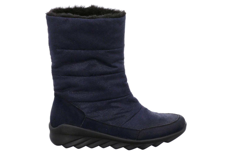 ROMIKA Vegas 16 Stiefel in Übergrößen Blau 21016 156 530 große Damenschuhe – Bild 4