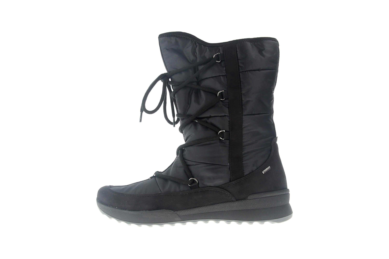 ROMIKA Victoria 20 Stiefel in Übergrößen Schwarz 50120 166 101 große Damenschuhe – Bild 1