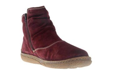 Josef Seibel Neele 38 Stiefel in Übergrößen Rot 85138 PL949 410 große Damenschuhe – Bild 5