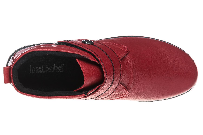 Josef Seibel Fabienne 55 Boots in Übergrößen Rot 92494 MI905 450 große Damenschuhe – Bild 8