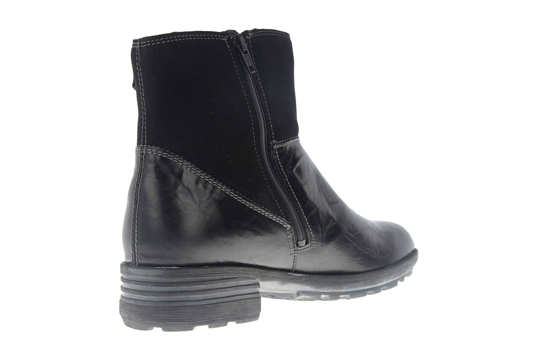 Josef Seibel Sandra 24 Stiefel in Übergrößen Schwarz 93774 VL88 600 große Damenschuhe – Bild 3