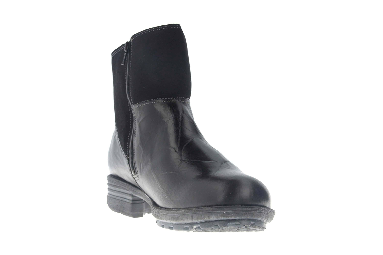 Josef Seibel Sandra 24 Stiefel in Übergrößen Schwarz 93774 VL88 600 große Damenschuhe – Bild 5