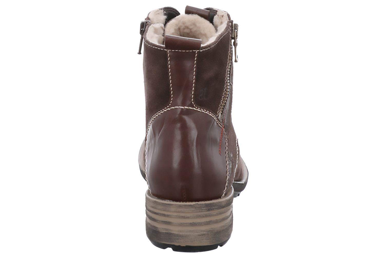 Josef Seibel Sandra 75 Stiefel in Übergrößen Braun 93897 PL949 330 große Damenschuhe – Bild 3